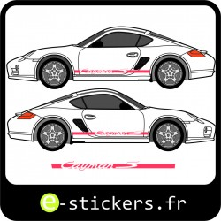 bandes cayman S