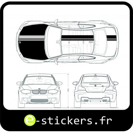 Kit BMW M1 BDES/CAPOT